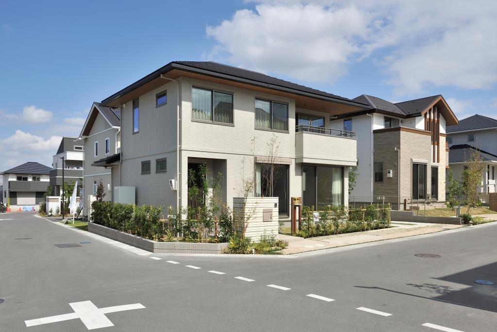 モデルハウス/住宅展示場情報:はつが野モデルハウス(大阪府和泉市)のスライダー用サムネイル画像