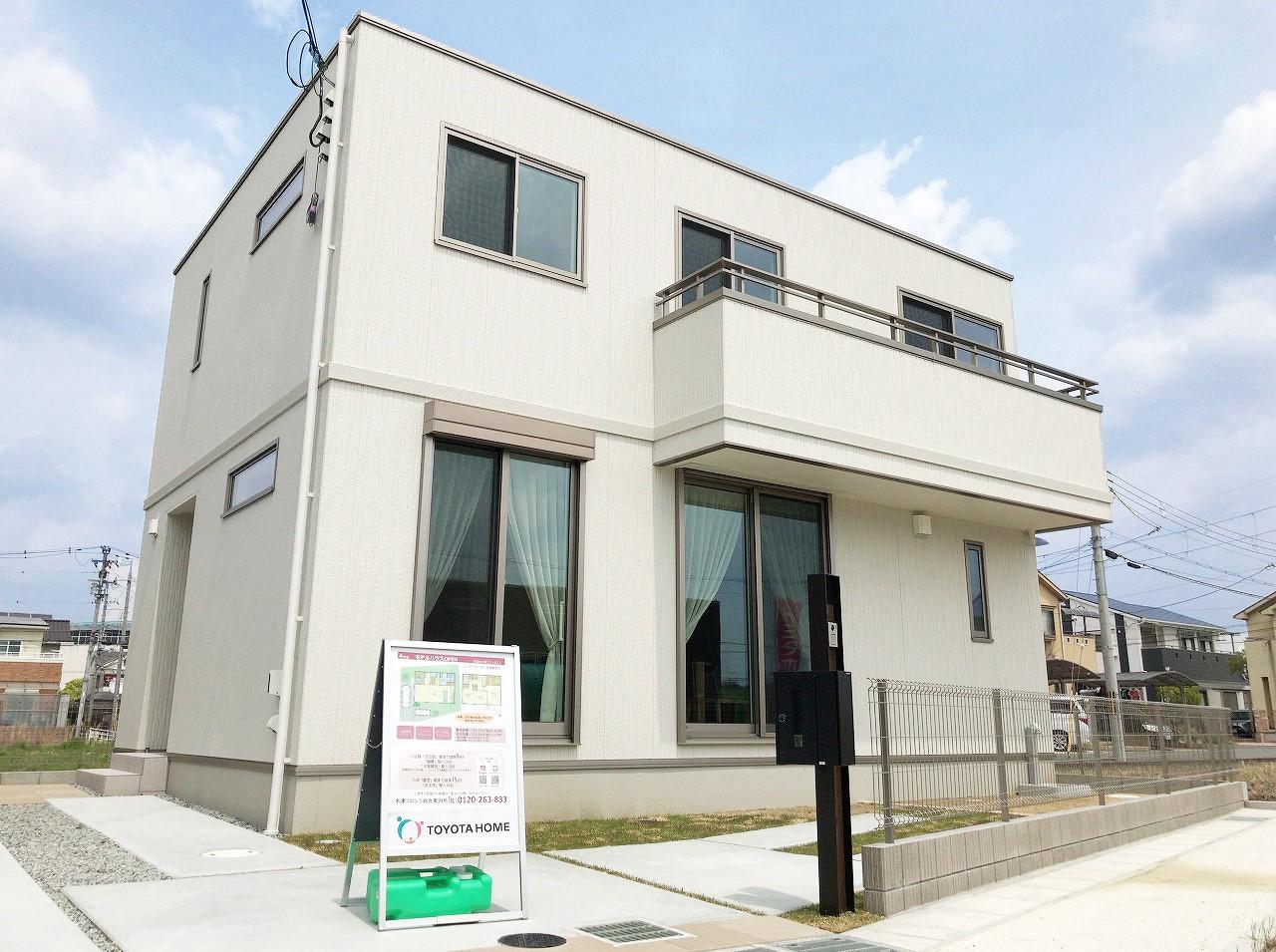 狐井モデルハウス(奈良県香芝市)サムネイル画像