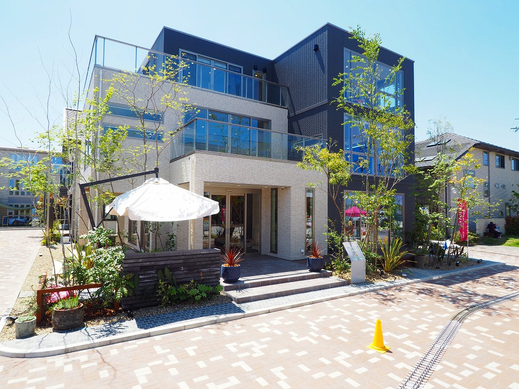モデルハウス/住宅展示場情報:奈良展示場(奈良県奈良市)のスライダー用サムネイル画像