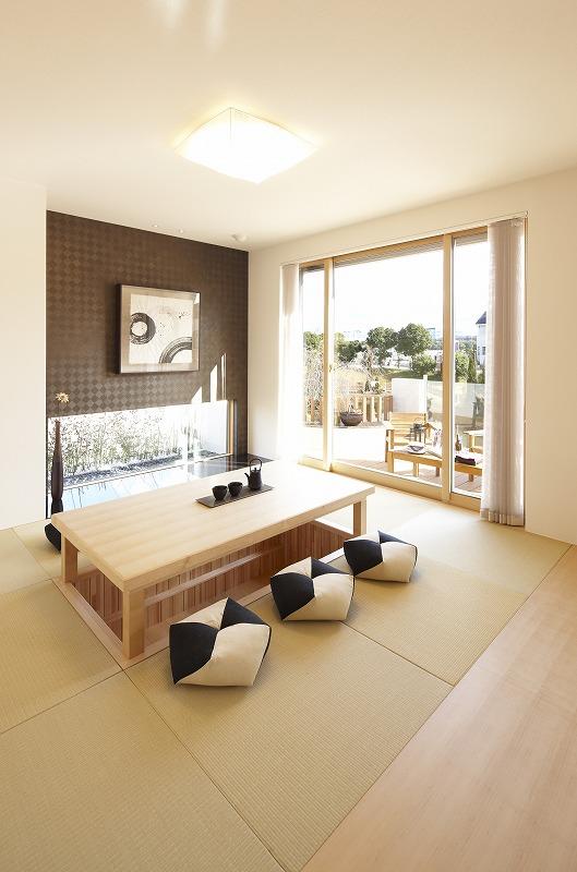 モデルハウス/住宅展示場情報:西神中央展示場(兵庫県神戸市)のスライダー用サムネイル画像