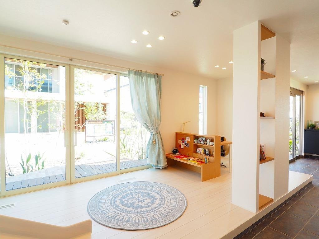 モデルハウス/住宅展示場情報:奈良展示場のスライダー用サムネイル画像