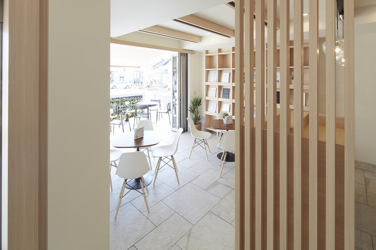 モデルハウス/住宅展示場情報:香芝展示場(奈良県香芝市)のスライダー用サムネイル画像