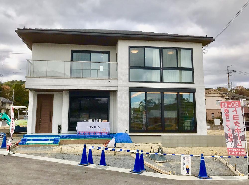 湖南市水戸にモデルハウスが完成致しました☆サムネイル画像