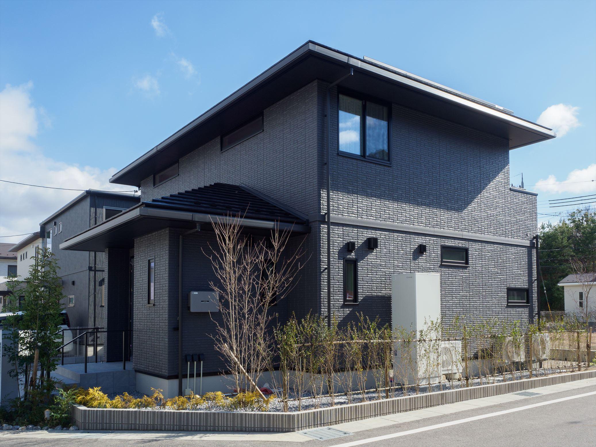 日枝山手台モデルハウスサムネイル画像